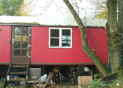 Bauwagen Sammlung