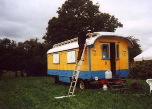 Bau & Zirkuswagen