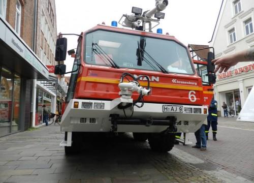 Feuerwehr LKWs