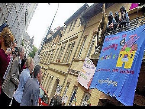 (Doku) Die Hausbesetzer - Randale gegen Leerstand (HD)