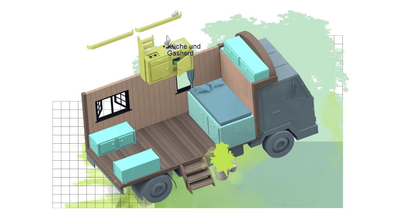 Wie organisiert man einen Bauwagen am effektivsten?