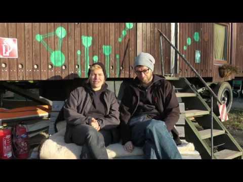 Dokumentation: Wagenplatz Rad*Aue Jena - über den Kampf ein Teil der Stadt zu bleiben